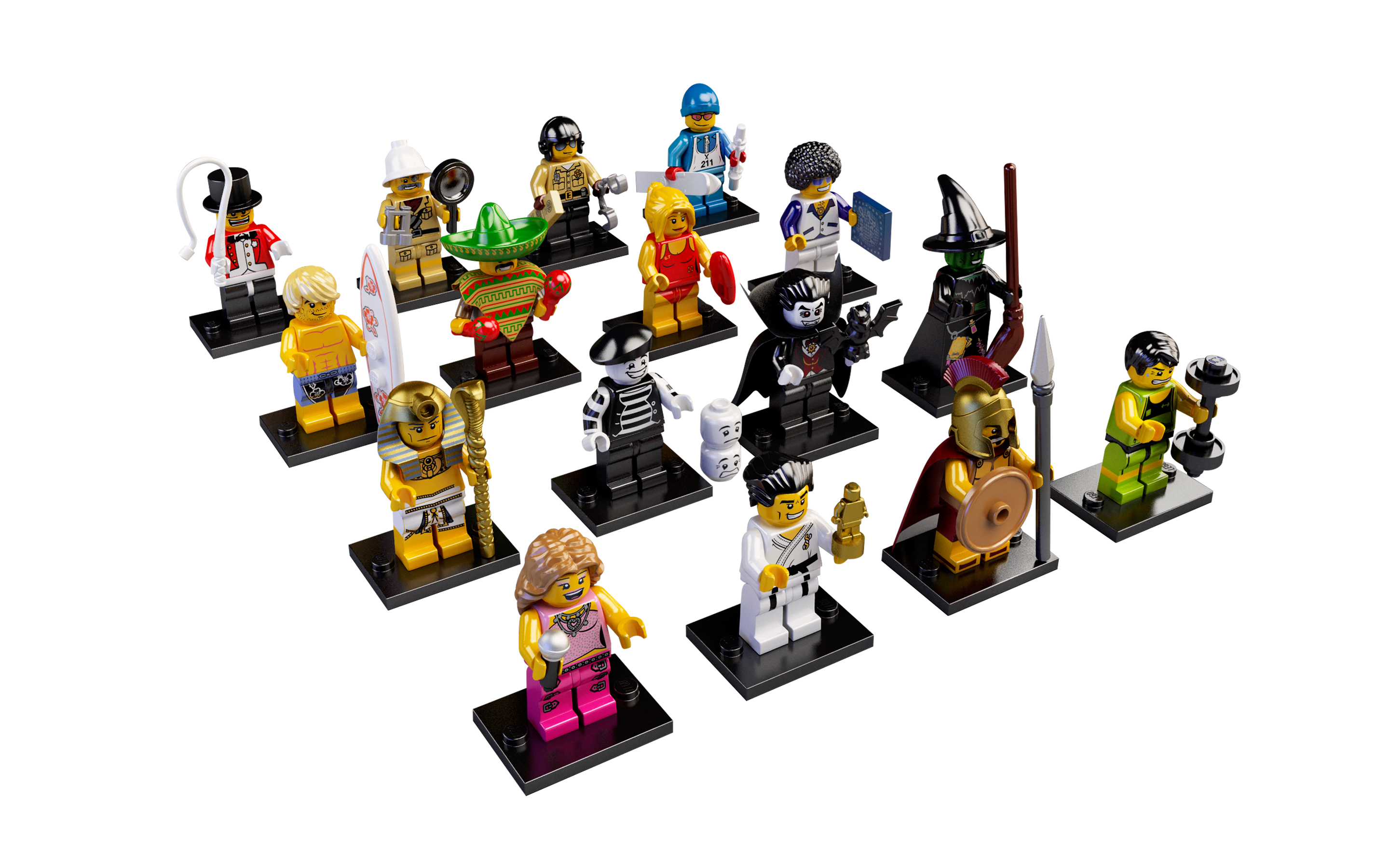 lego collectable minifigures discussion thread page 1