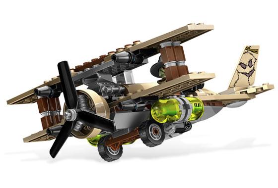 Image - 7786 Scarecrow Plane.jpg - Brickipedia, the LEGO Wiki