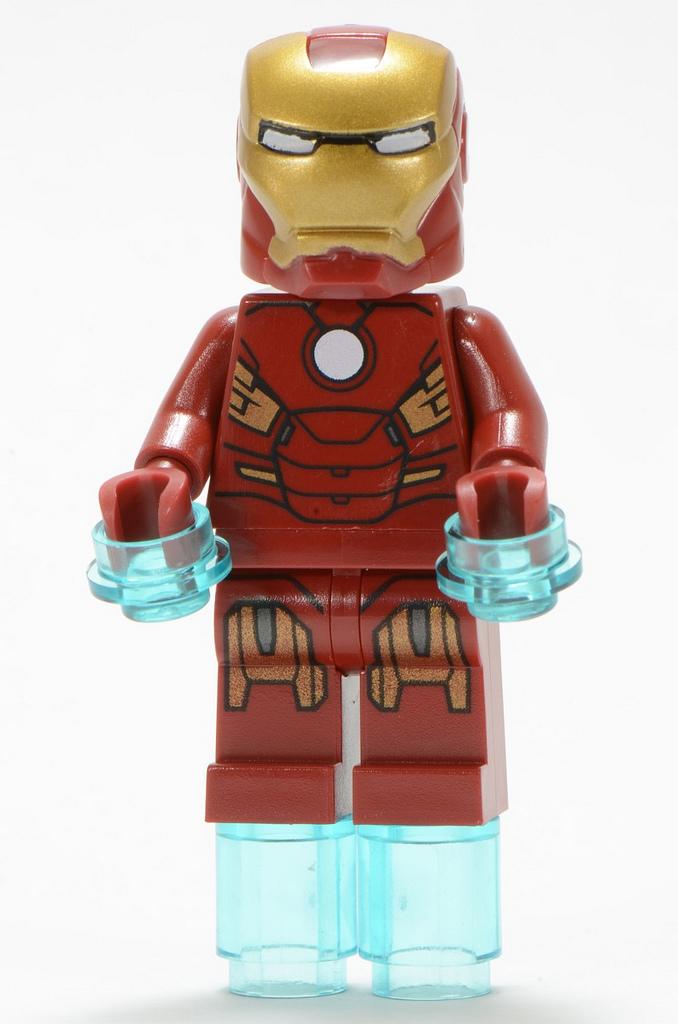 lego iron man mark 28 - photo #38