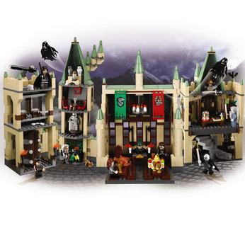 LEGO HARRY POTTER HOGWARTS CASTLE REVIEW 4842 - Wroc?awski Informator ...