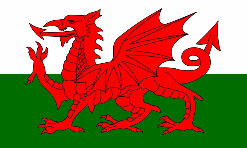 WALES!!!