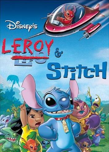 Stitch 2 - Leroy et Stitch affiche