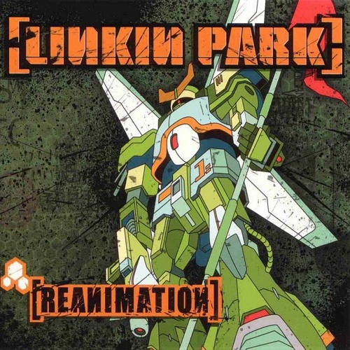 linkin park reanimation track list