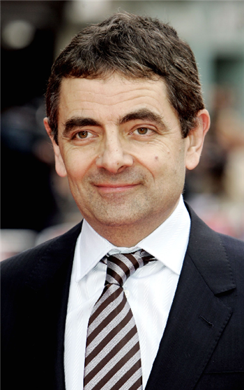 Rowan Atkinson - The Lion King