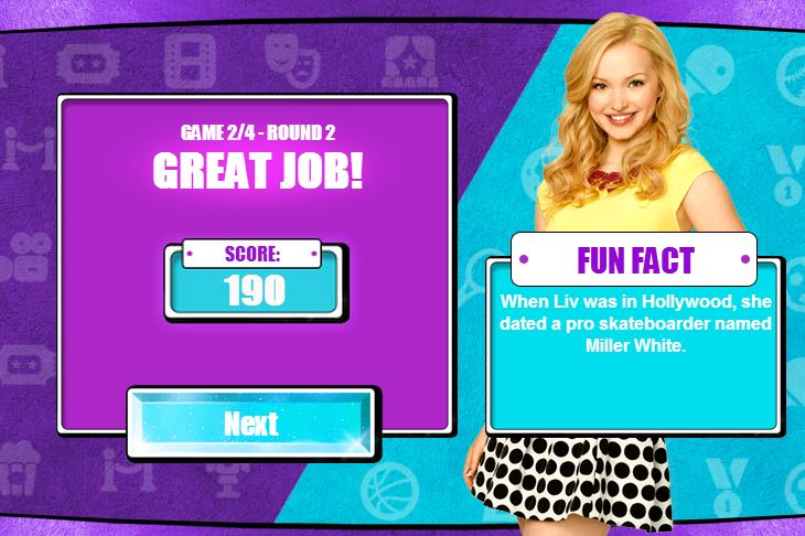 Liv and Maddie Sisters by Chance