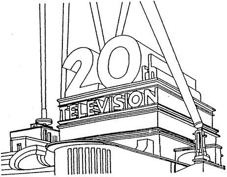 Image 20th television logopedia the logo and Coloring book wiki