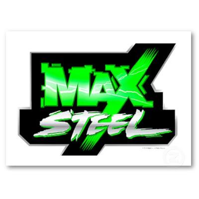 Colección de Max Steel  y información.