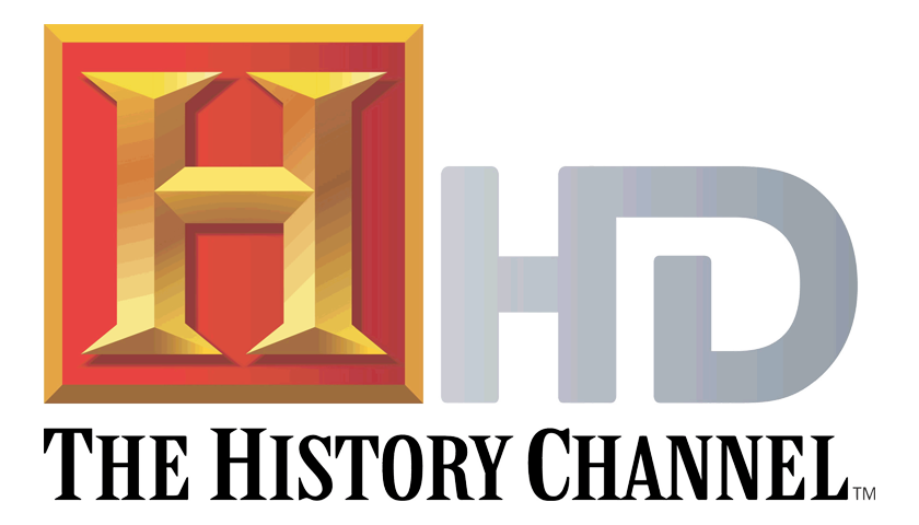 Image the history channel hd png logopedia the logo and branding