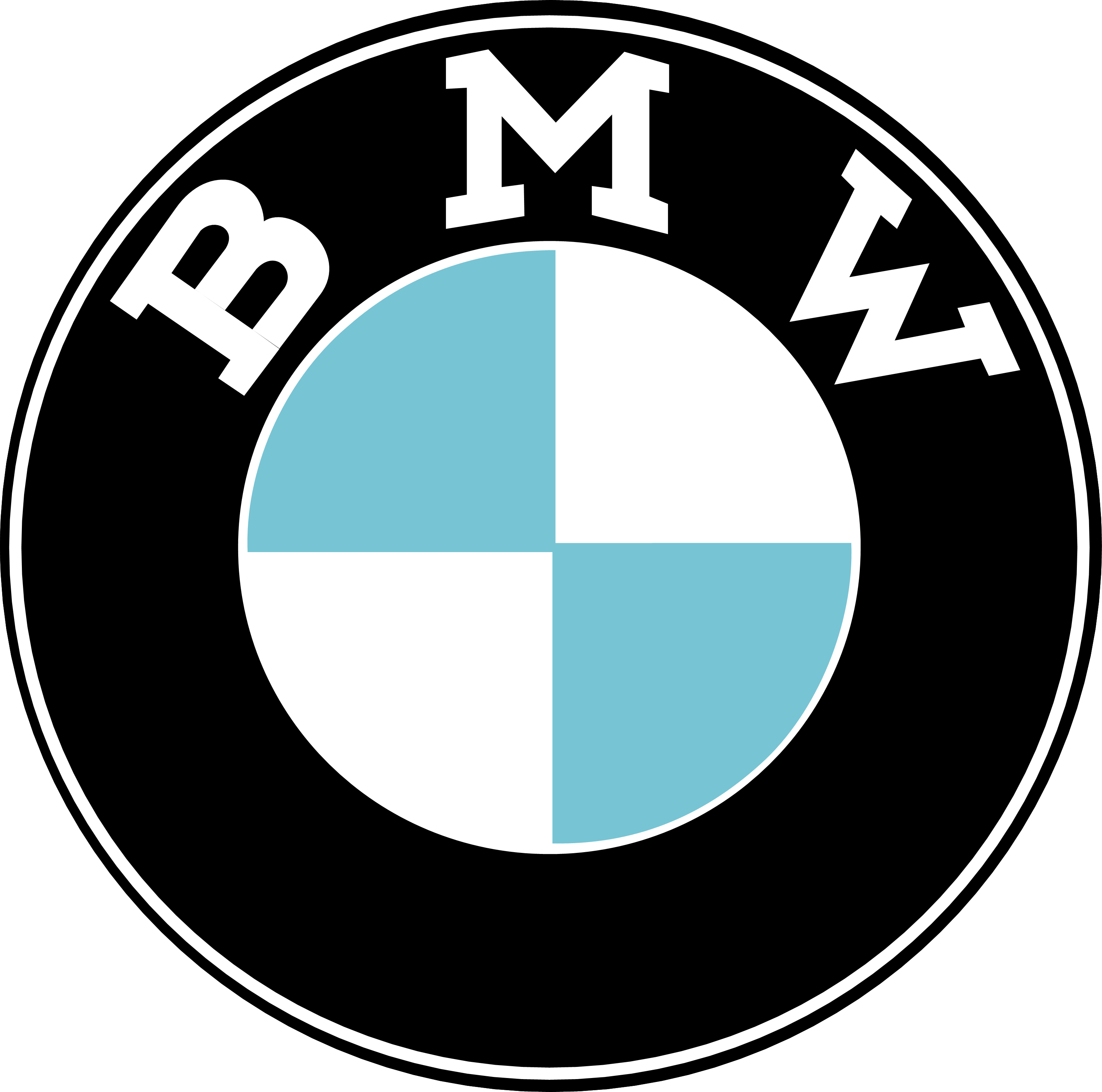 Bmw Logo Transparent Background Www Imgkid Com The Image Kid Has It
