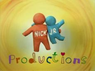 Image Nick Jr Productions 1999png Logopedia The Logo And