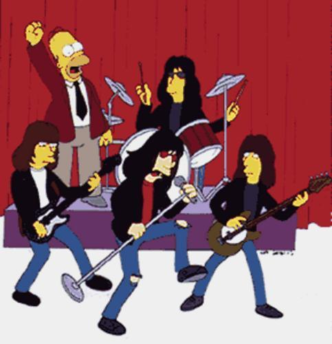 Happy Birthday Ramones