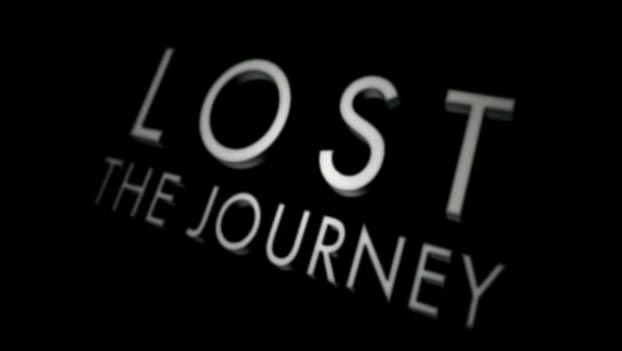 the journey logo. Lost: The Journey logo
