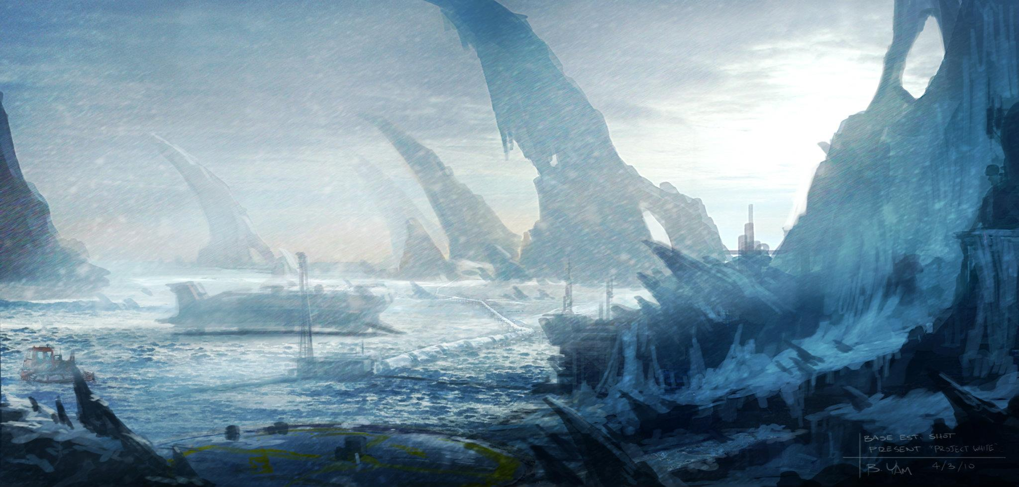 image - lp 3 environment concept art 01 jpg - the lost planet wiki