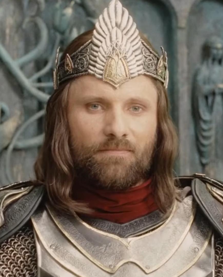 Lord Aragorn Avatar