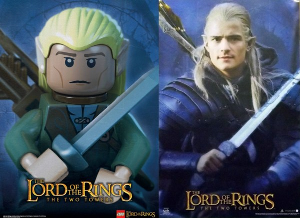 LEGO Lord of the Rings Legolas