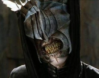 Some Meeting. Mouth_of_Sauron