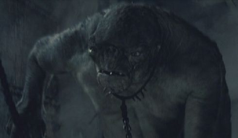 Orcs a History Cave-troll