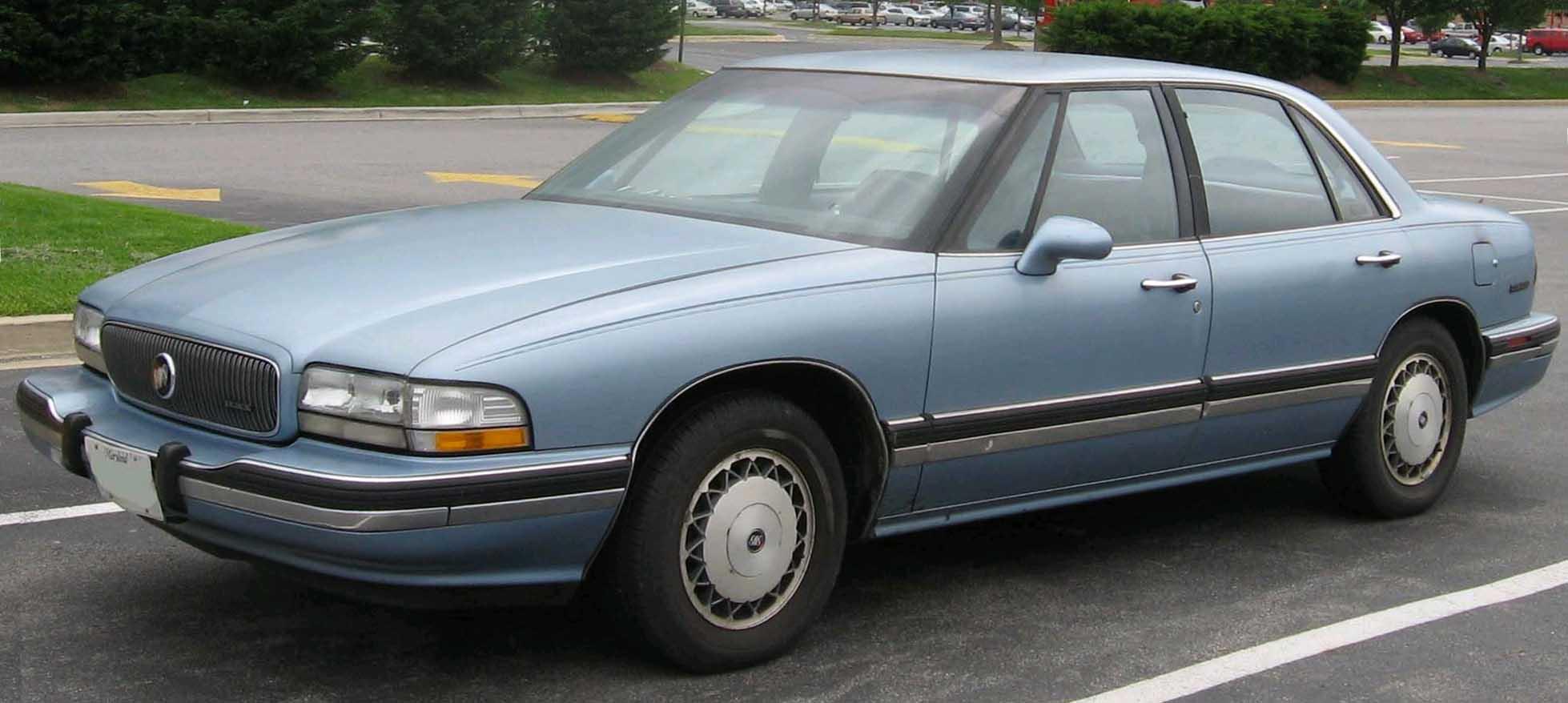 Buick LeSabre - Mafia Wiki