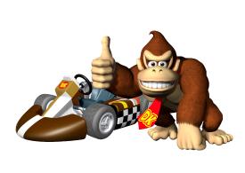 Mario Kart Wii (Personajes)