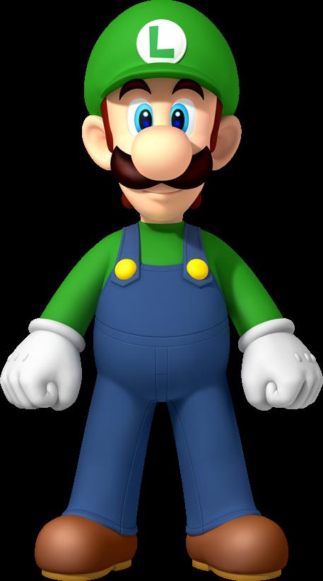 Los Personajes de videojuegos más conocidos. (Mario Bros.)