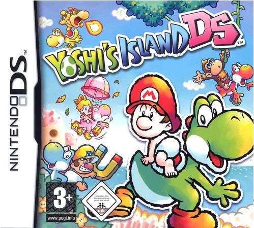 Yoshi Island DS [Español] [NDS] [MU]