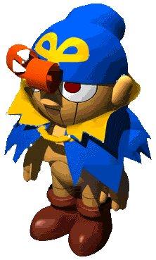 Super Mario RPG: Legend of the Seven Stars Geno