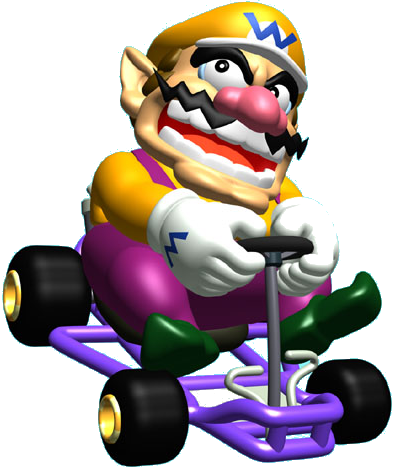 Image - Wario Artwork ...