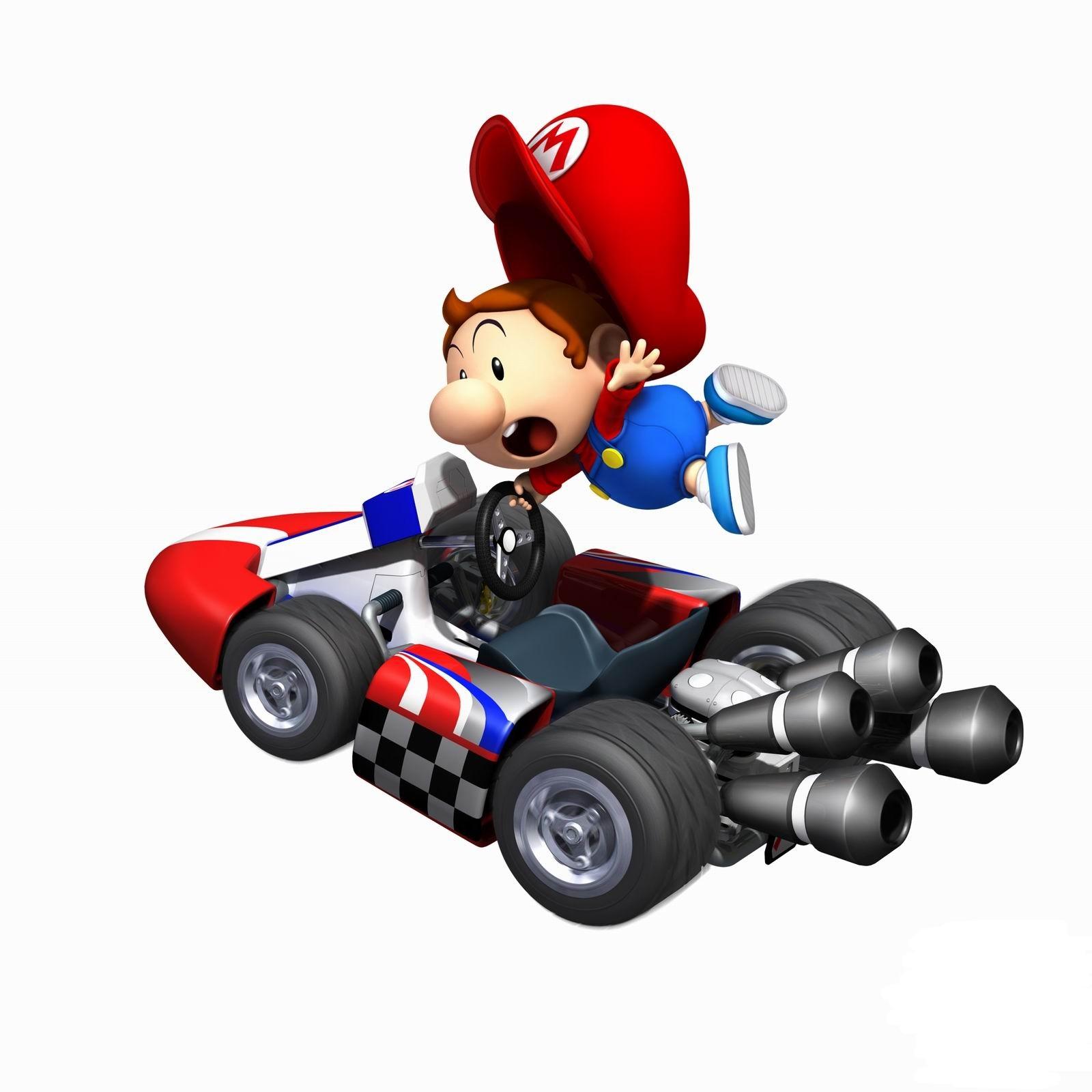 150cc Star Cup, Paratroopa + Baby Luigi, Mario Kart Double ...  |Baby Mario And Baby Luigi Mario Kart Double Dash