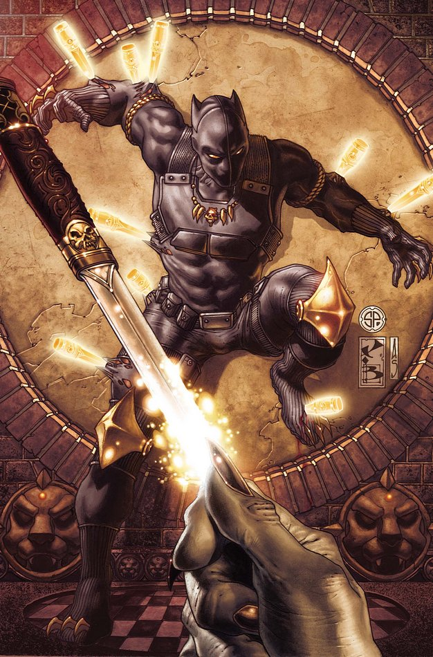 Archivo black panther the man without fear vol 1 515 textless
