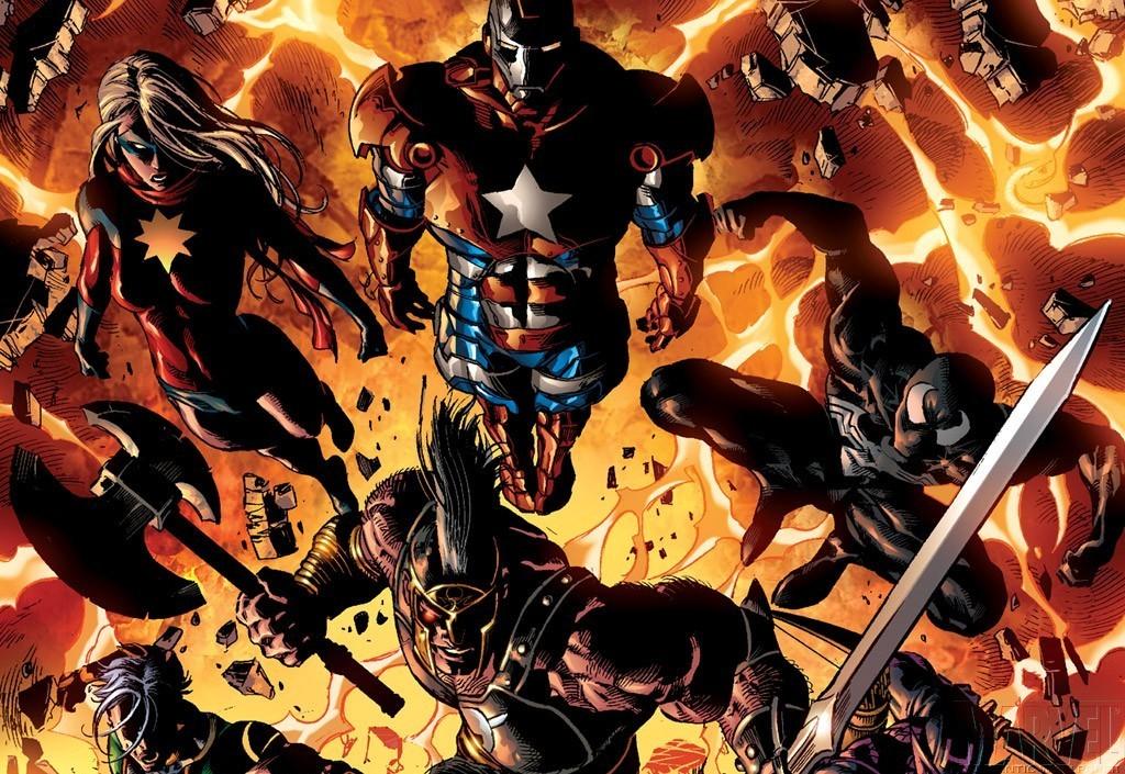 Image - Dark-Avengers-marvel-comics-4005607-1024-705.jpg - Marvel Wiki
