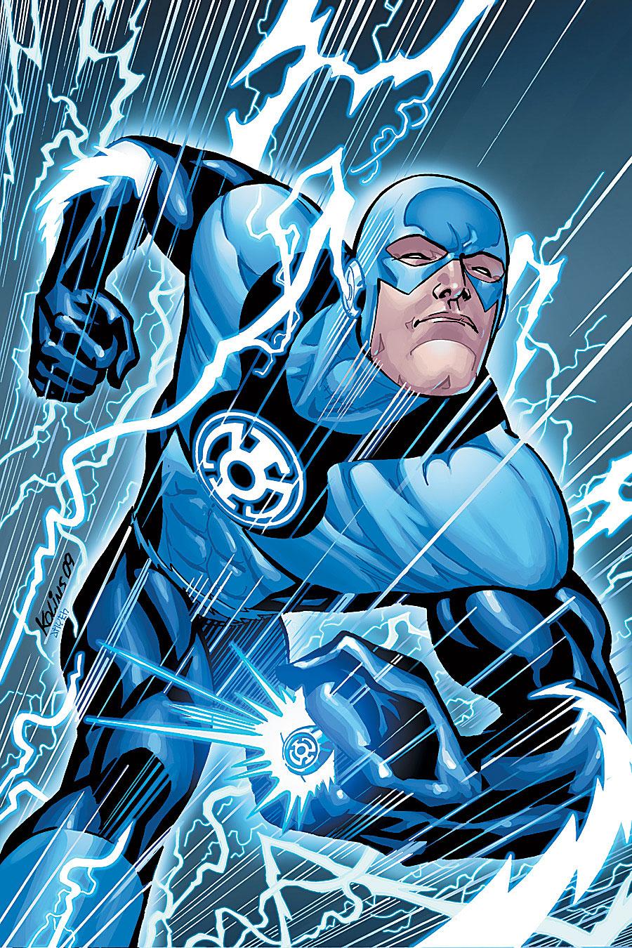 Une Cité Nommée Ranx (Hal Jordan VS Thaal Sinestro) Flash_Blue_Lantern_Corps_001
