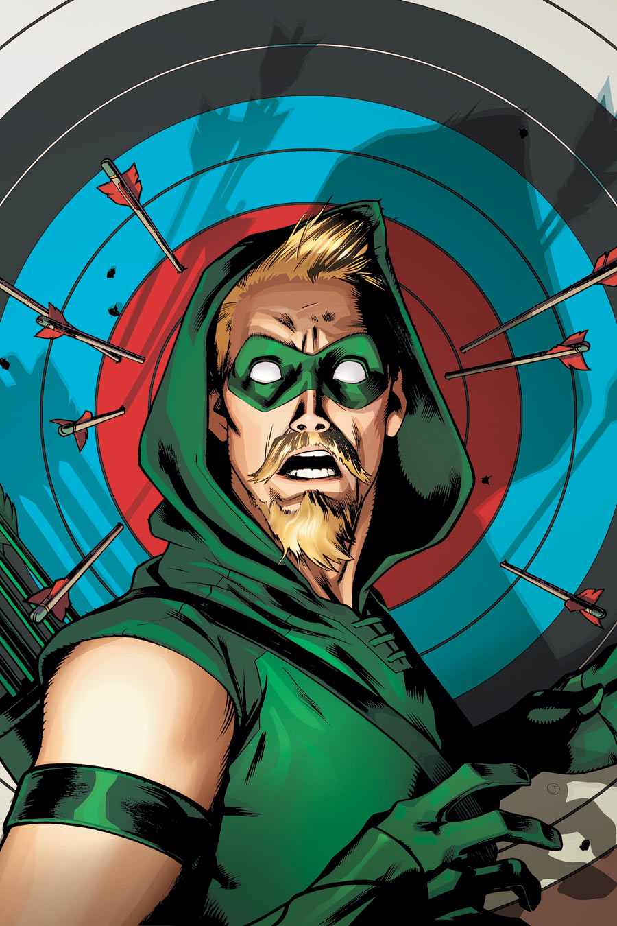 GREEN ARROW # 13
