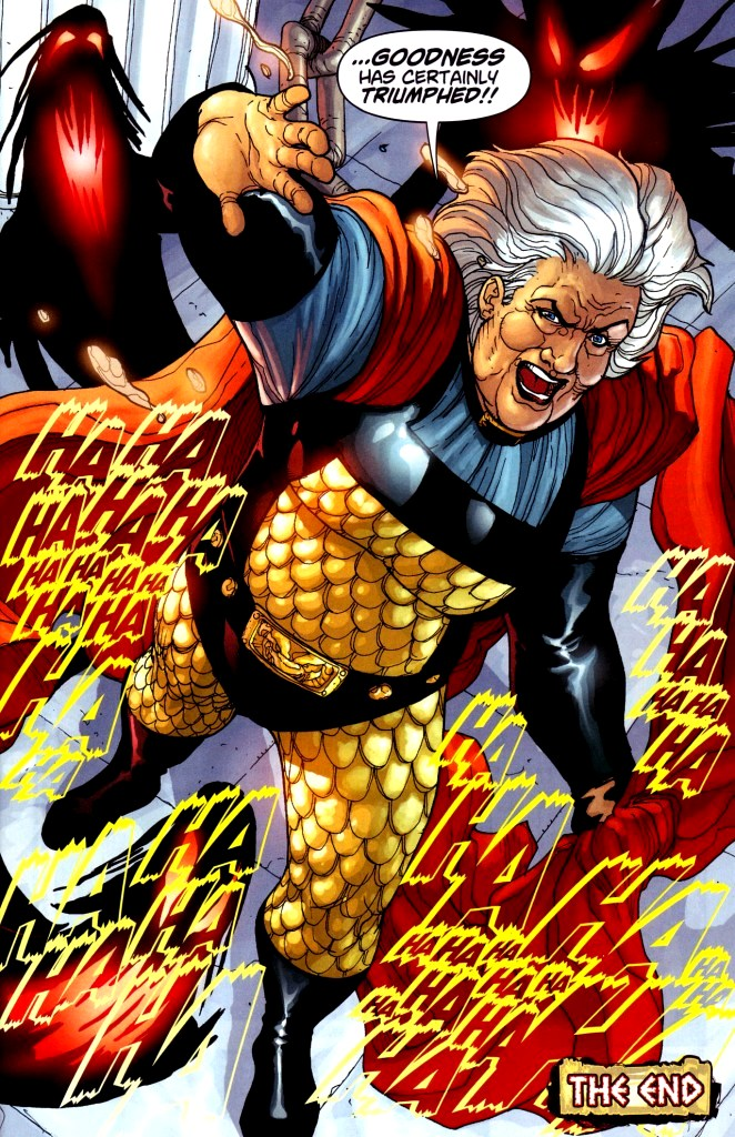 Granny Goodness (New Earth) - DC Comics Database