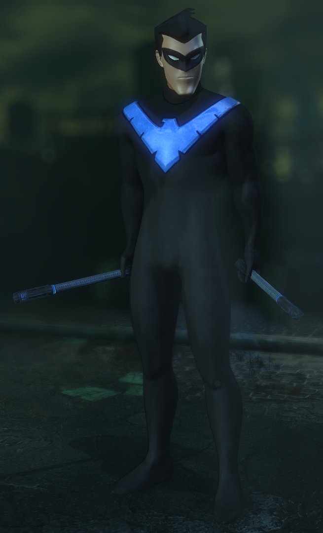 Image - Nightwing Arkham City 003.png - DC Comics Database