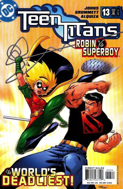 Teen Titans v.3 13 Faust Wurstkotzenhauser: Pro MemberBig Gay Squirrel ...