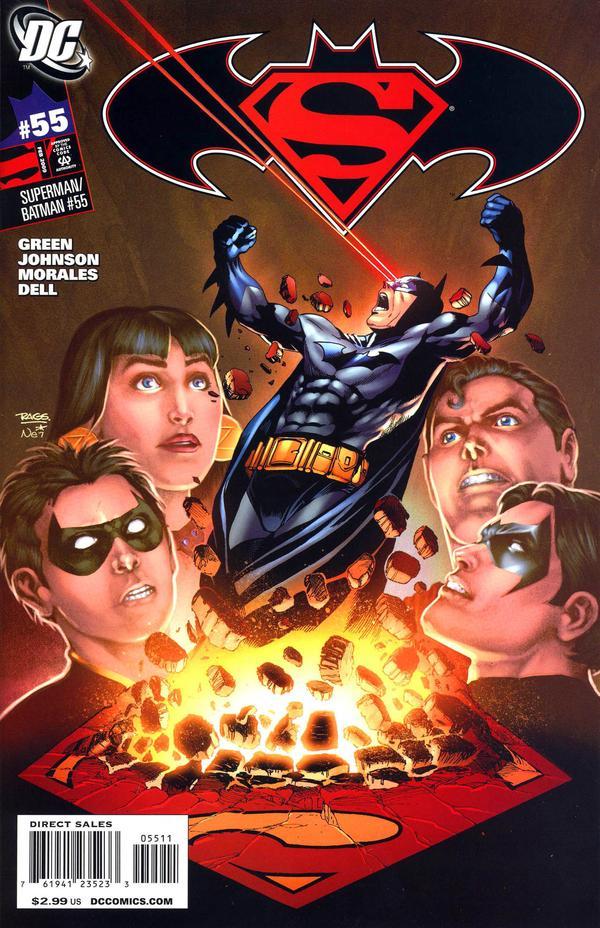 Image supermanbatman vol 1 55 dc comics database