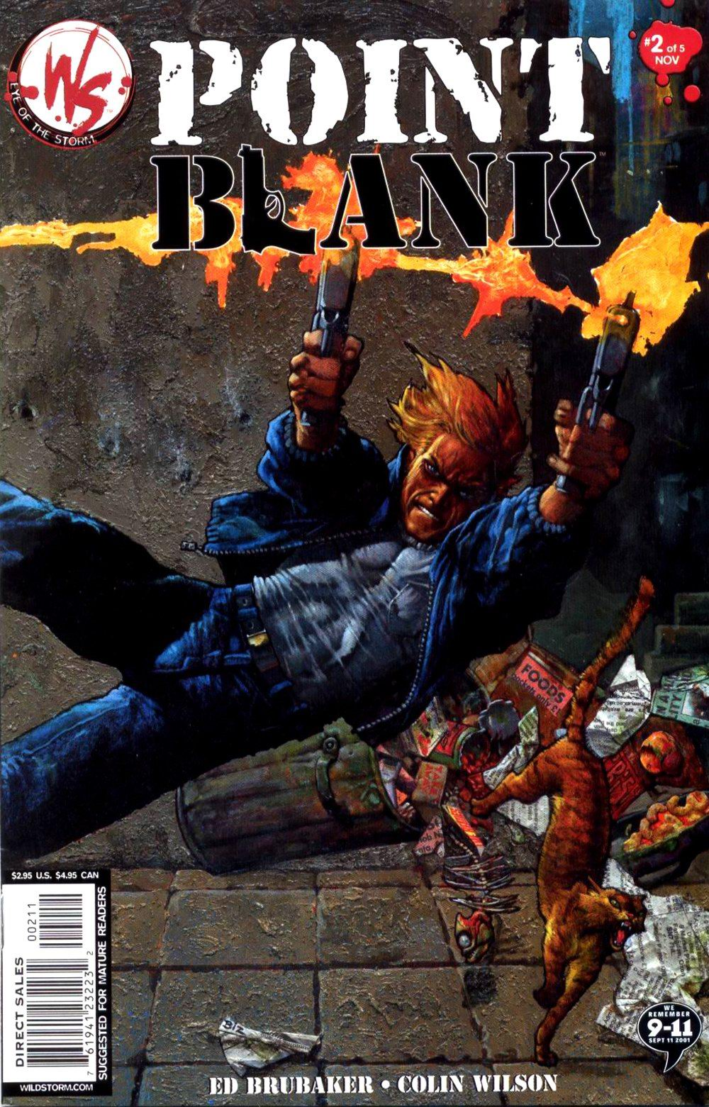 Image - Point Blank 2.jpg - DC Comics Database