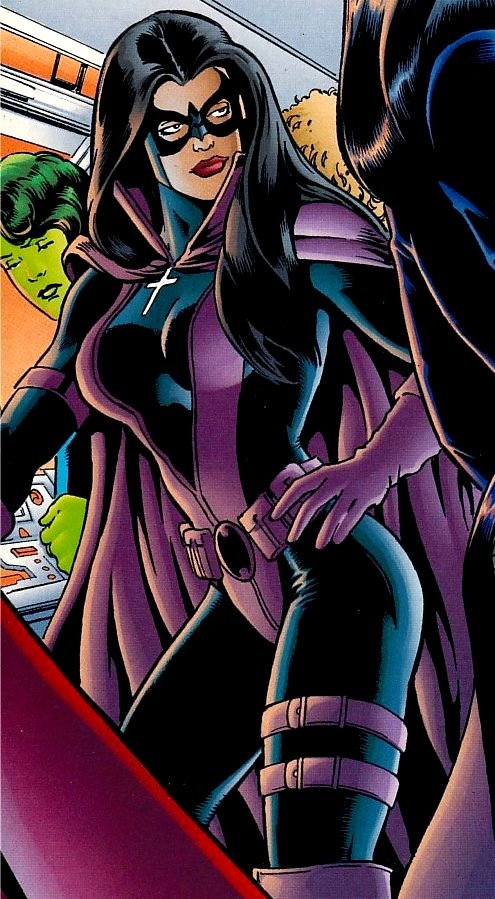 Huntress  Helena Bertinelli