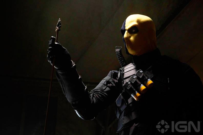 Image - Deathstroke Arrow TV Series 001.jpg - DC Comics ...