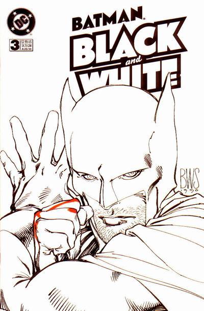 Batman: Black and White Vol 1 #3