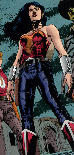 Diana Prince (Earth-18) - DC Comics Database