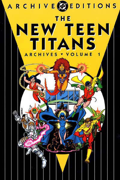 New Teen Titans Archives Vol 1 #1