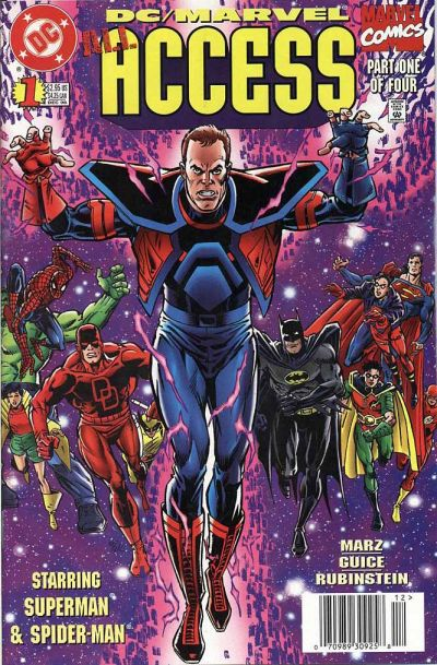 Todos los personajes de Marvel (1° Parte)