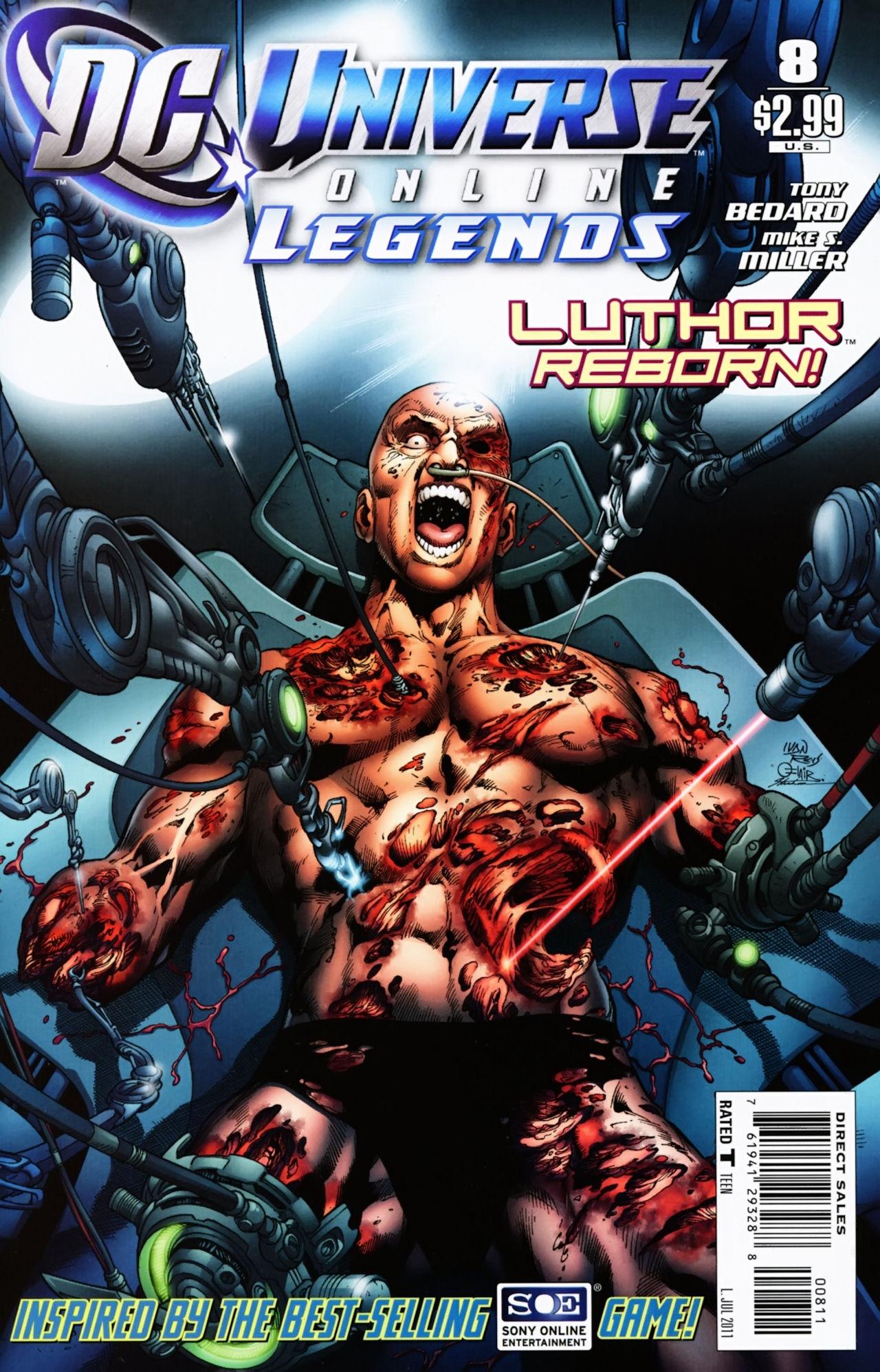 Image dc universe online legends vol 1 8 dc comics database