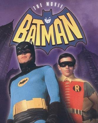 ... while Burt Ward donned nylon stockings and fairy boots for his portrayal ...