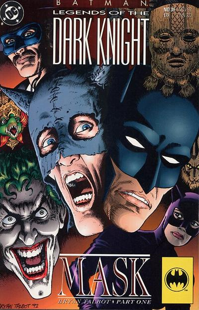 Batman: Legends of the Dark Knight Vol 1 39 - DC Comics Database