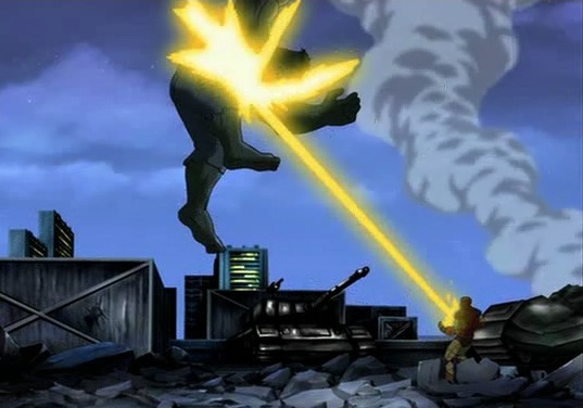 armor hero movie. saved the armored hero by