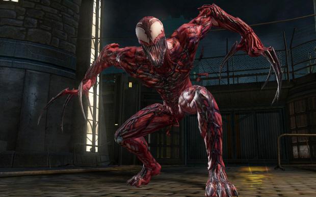 File carnage marvel ultimate alliance 2 screenshot