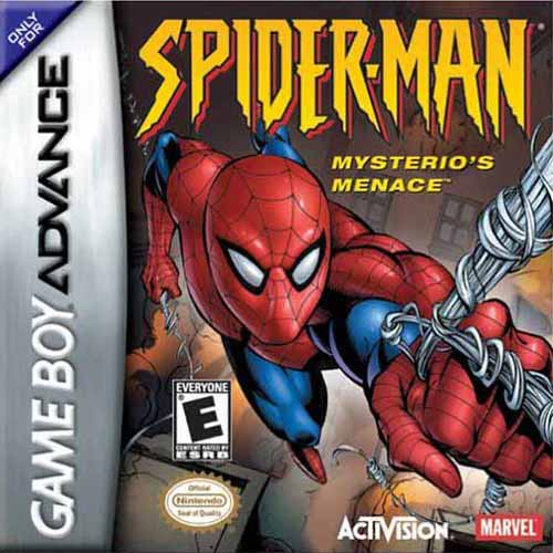 Spider-Man : Mysterio's Menace GBA