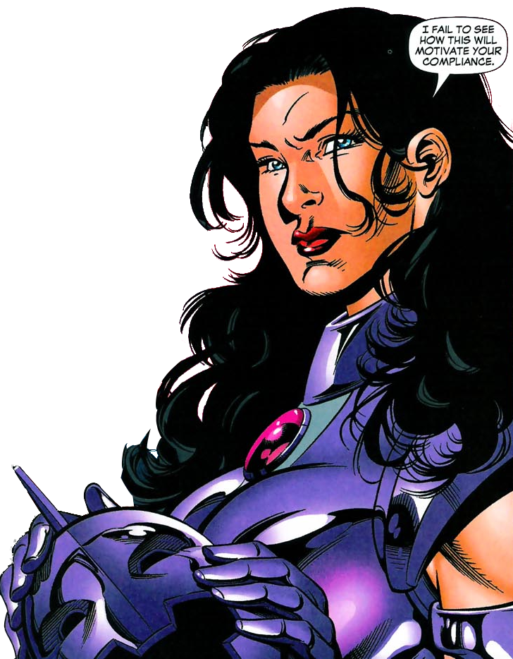 Zarda Shelton (Earth-712) - Marvel Comics Database